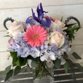 Celestial Storm Vase Arrangement