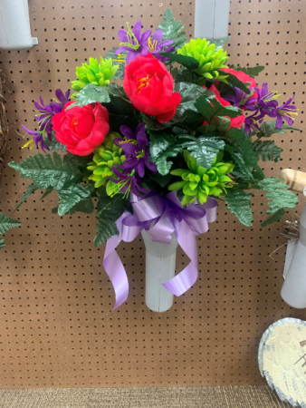 Cemetery Cone (Vase) Custom