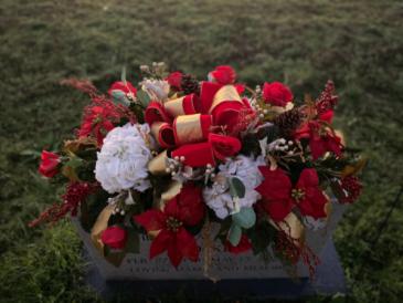 Cemetery saddle  Silk cemetery