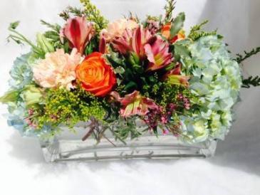 Center Of Attention Fresh Bouquet