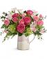 Center of My Heart Vase Arrangement