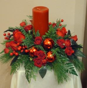 Centerpiece 2661 Christmas
