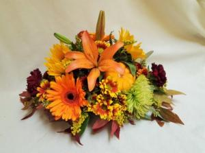 CENTERPIECE FOR CELEBRATION  in Davis, CA | STRELITZIA FLOWER CO.