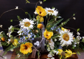 Centerpiece permanent botanicals