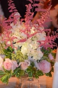 Centerpiece Reception Decor