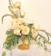 Centerpiece Floral Wedding Arrangement