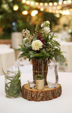 Centerpieces In Draper Ut Enchanted Cottage Floral