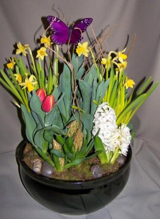 Ceramic Bulb Garden  Plant