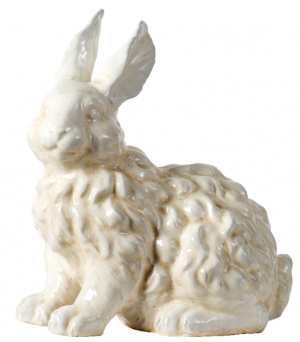 Ceramic Bunny   in Burlington, NC | STAINBACK FLORIST & GIFTS