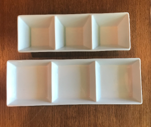 Ceramic Dip Trays  in Yankton, SD | Pied Piper Flowers & Gifts