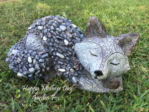 Ceramic Garden Fox Foxiest Mom in West Monroe, LA | ALL OCCASIONS FLOWERS AND GIFTS
