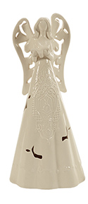 Ceramic Light Up Angel, LG Gift Item