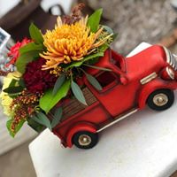 Ceramic Truck Arrangement