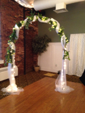 Ceremony Arch Rental Ceremony Decor
