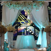 Ceremony Chuppah Design  Design by Annie