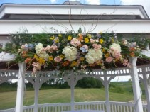 Ceremony Gazebo Photo Enhancer