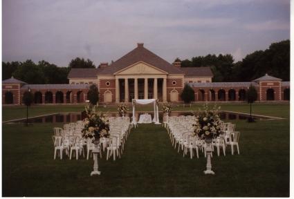 Reflecting Pool Ceremony