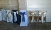 chair cover events weddings
