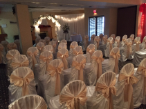 Chair covers  Rental item