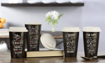 Chalk Talk Coffee Mug* Fine Gifts
