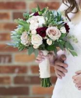 Champagne Dream Bridal Bouquet