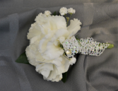 CHAMPAGNE SPARKLE  BOUTONNIERE STORE PICK UP ONLY BOUTONNIERE