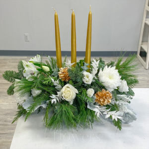 Champagne Toast Centerpiece in Middletown, NJ | Fine Flowers