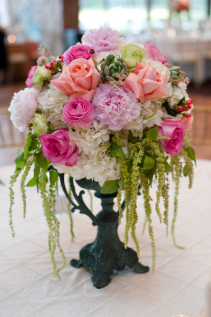 Chandler Centerpiece  Wedding Centerpiece