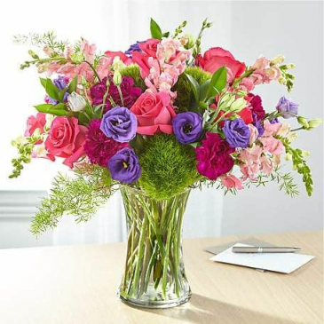 Charm and Comfort Bouquet by FTD