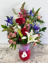 Charmed In Love  Bouquet
