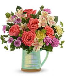 Charming Beauty  Vase Arrangement