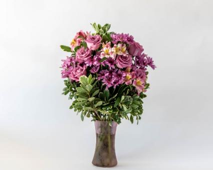Charming Bouquet Vased Arrangement