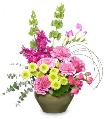 CHARMING COLLECTION of Fresh Flowers