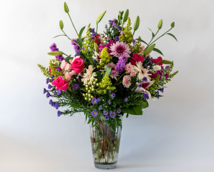 Charming Elegance Vased Arrangement