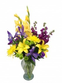 Charming Grace Vase Arrangement