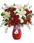 Charming Heart Bouquet Fresh Arrangement