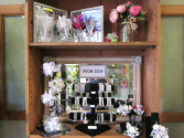 Check out our in shop Corsage display!