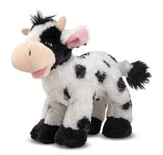CHECKERS COW