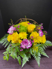 Cheerful Basket
