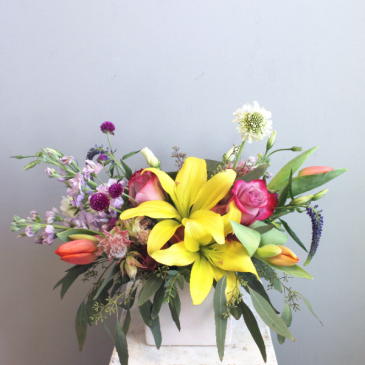 Cheerful Blooms