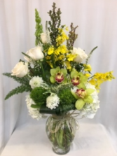 Cheerful Condolence Arrangement
