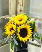 Cheerful Floral Arrangement