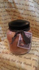 Keeper of the light Candle Gift