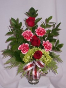 Cheerful Romance - Order Flowers For Valentine's