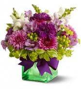 Cheerful Wishes Arrangement