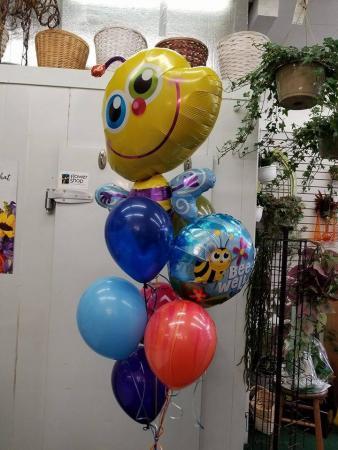 Be Well Bouquet Balloons