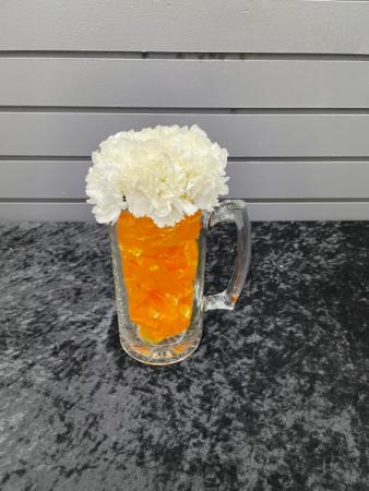 Cheers to Dad Beer Mug Arrangement