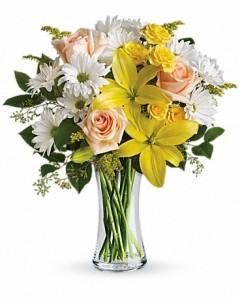 Cheers to You Vase Arrangement
