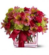 Cheers To You All-Around Floral Arrangement