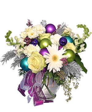 CHEERS! Winter Flowers in Ozone Park, NY | Heavenly Florist